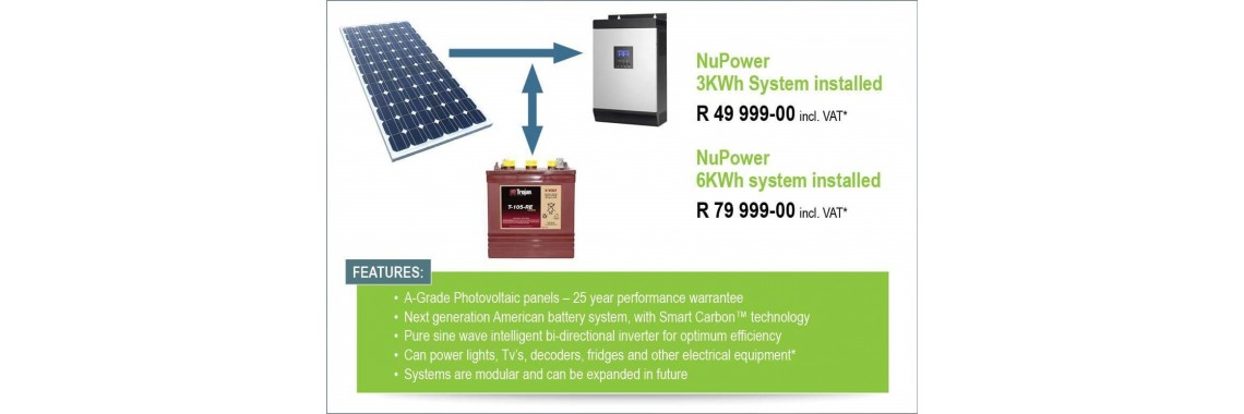 NuPower Kits