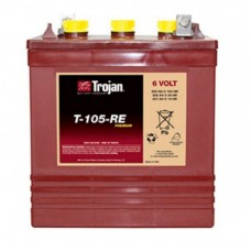 Trojan T105RE 6V 225A/H Renewable Energy Battery